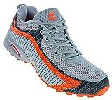 Sandic 622 Neon Turnschuhe Sneaker Sportschuhe Herren, Schuhgröße:42