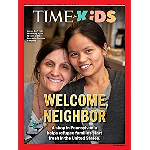 TIME for Kids Family (Age 5+)