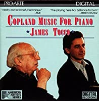 Copland: Music For Piano