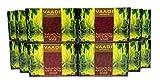 Tea Tree Oil Bath Bar Soap - Handmade Herbal Soap - ALL Natural - Anti Acne Therapy - Each 2.65 Ounces - Pack of 12 (32 Ounces, 2 Lb) - Vaadi Herbals