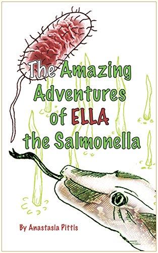The Amazing Adventures of Ella the Salmonella (English Edition)