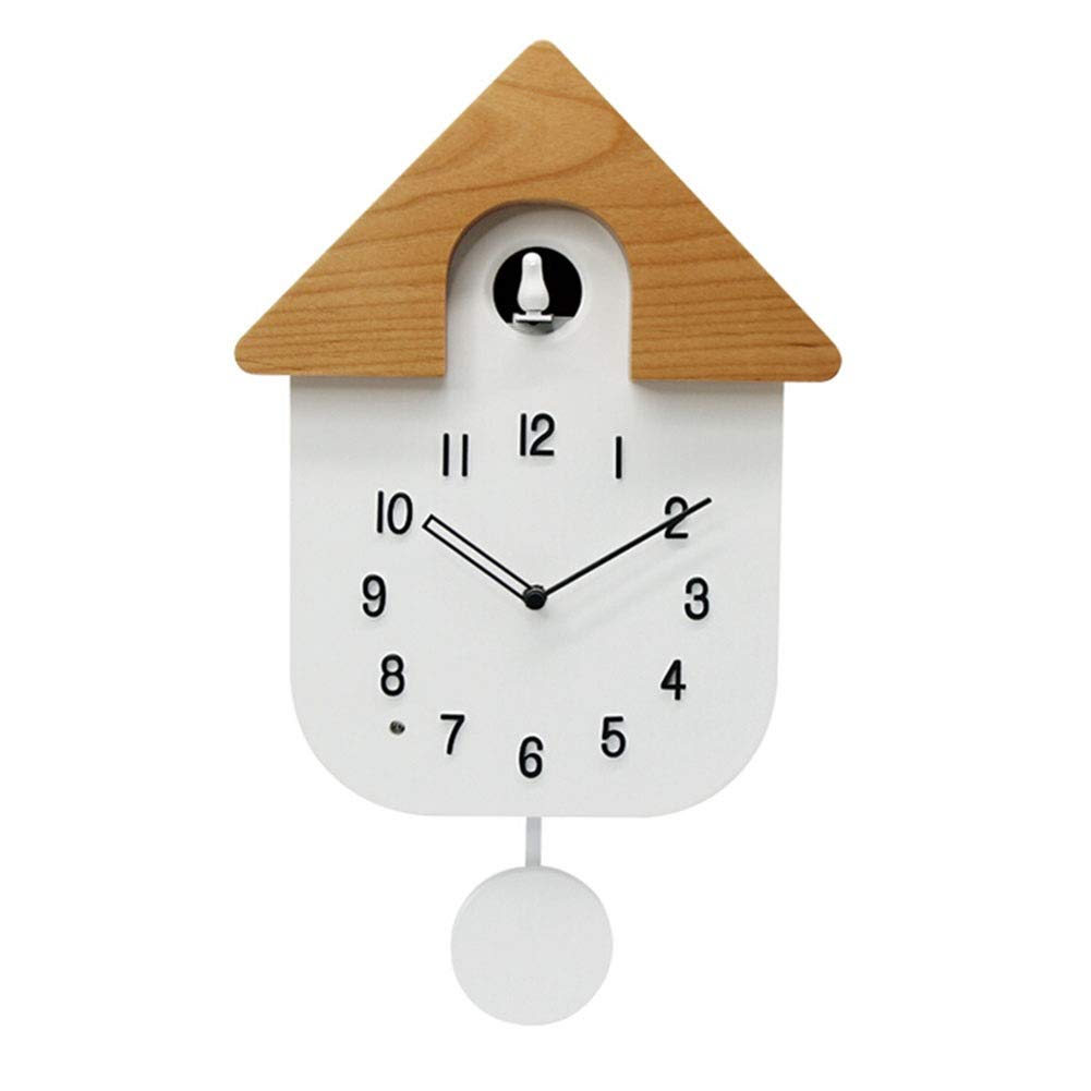 Specialty Clocks Kookoo Birdhouse Limited Edition Blue Wall Clock With 12 Natural Bird Voices Or Cuckoo Modern Design Songbird Clock With Pendulum Cuckoo Clock German Cuckoo Clock Home Elektroelement Com Mk