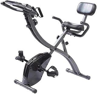 BulbHead - Bicicleta estática plegable para interiores con