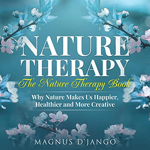 Nature Therapy Book cover art