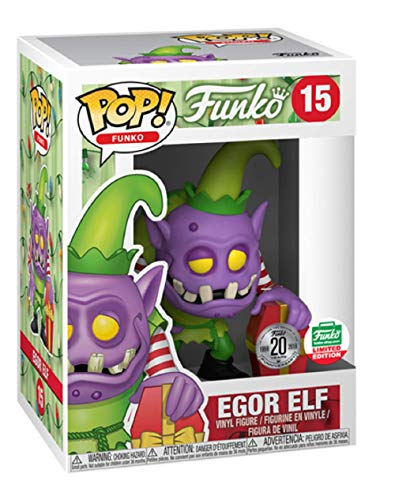 Spastick Plastick Funko Pop Funko 15 34919 Egor Elf
