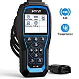 FCAR F507 Heavy Duty Truck Scanner Diesel OBD/OBDII Code Reader with OEM Level ABS Transmission Full System Diagnostic Scan Tool For Truck & Car