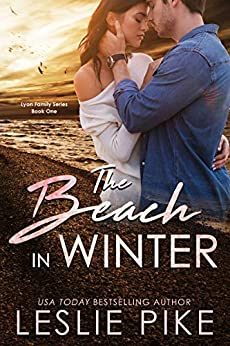 The Beach In Winter by [Leslie Pike]
