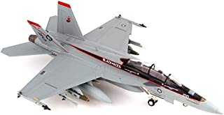 F/A-18F (F-18) Super Hornet - VFA-41 Black Aces US NAVY - 1/72 Scale Diecast Metal Airplane Model