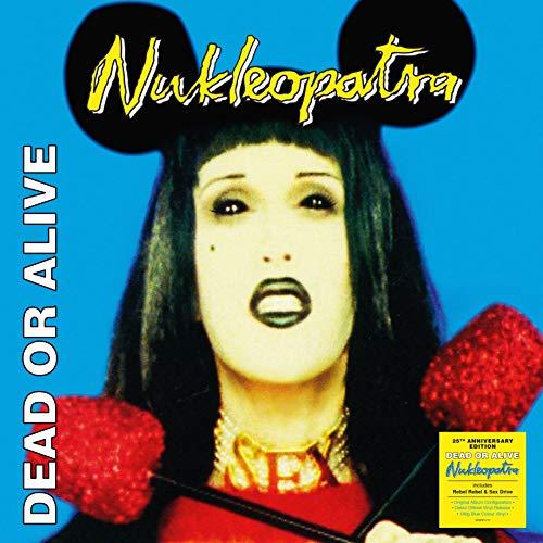 Nukleopatra (180 Gr.Blue Coloured 2-Lp) [Vinyl LP]
