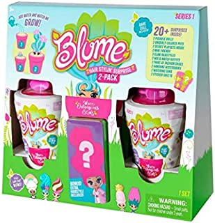 Blume Hair Stylin' Surprise Exclusive Mystery 2-Pack