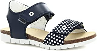 Little Kid//Big Kid Bartek Girls Leather Cork Footbed Sandals 16183//1PJ Multicolor