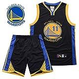 Camiseta De NBA Fan Jersey Camiseta De Baloncesto Hombres Bordados Golden State Warriors Kevin Durant Stephen Curry Traje De Competición Ropa Deportiva De Secado Rápido