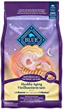 Blue Buffalo Healthy Aging Natural Mature Dry Cat Food, Chicken And Brown Rice 3.1kg bag