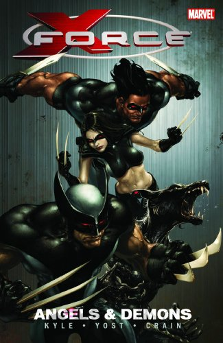 X-Force Volume 1: Angels And Demons TPB: Angels and Demons v. 1