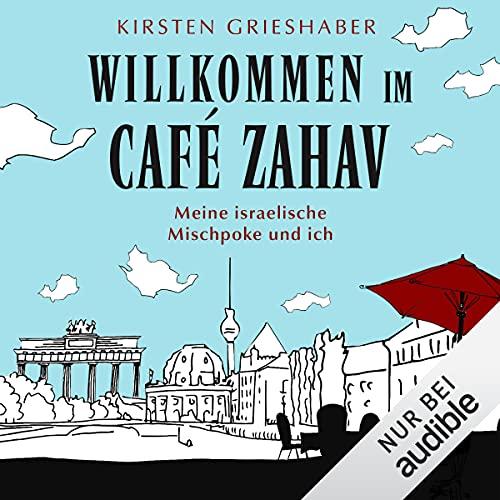 Willkommen im Café Zahav Titelbild