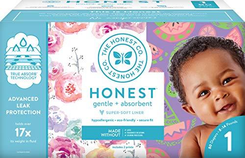 honest company 3 diapers - 7