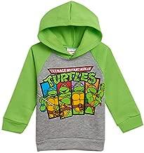 Nickelodeon Teenage Mutant Ninja Turtles Toddler Boys Fleece Pullover Hoodie Green 2T
