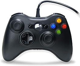 KKmoon 360 Wired Game Joystick Computador Laptop PC Controlador de jogo Game Pad Joypad Win 10 Games Acessórios