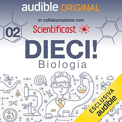 Il DNA copertina