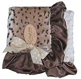 Razzle Baby - Snow Leopard Blanket