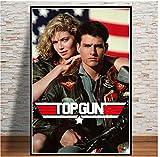 N/S Poster Top Gun Film Tom Cruise Film Comic Und Druckt