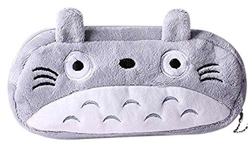 HABA Totoro Cute Plush Pencil/Pen Bag Pouch