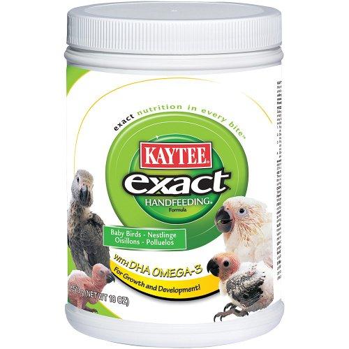 Kaytee Alimento de Mano Exacto para Aves de bebé, 18 oz