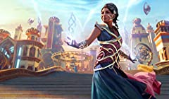*Note: This version has its normal cards' words in Russian language, but the MASTERPIECE cards that are randomly inserted in some boxes are ENGLISH version!!! Magic's planet Kaladesh, where machines, devices, automations & artifact creatures rule! Th...