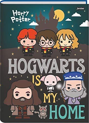 Caderno Brochurao C/d 96 Folhas Harry Potter Jandaia Novo
