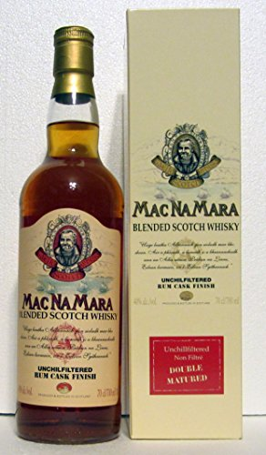 Mac NaMara - Rum finish - Blended Single Malt Scotch Whisky 0.7 liter