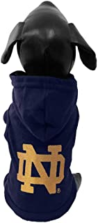 All Star Dogs NCAA Notre Dame Fighting Irish Cotton Hooded Dog Sweatshirt