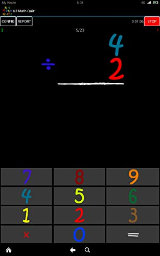 『K3 Math Quiz』の5枚目の画像