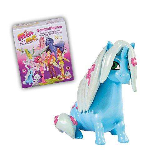Simba Mia and me Sammelfiguren Centopia - Mia Simo Onchao Phuddle u.a. inkl. Kristallherz (Tara)
