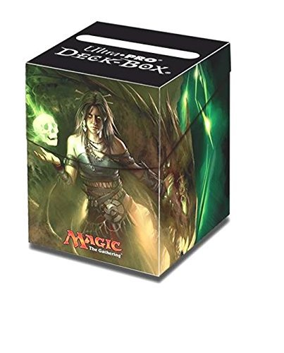 Magic The Gathering Ultra Pro Commander 2015 Meren of Clan Nel Toth PRO-100+ Deck Box