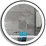 Smart Mirror Led With Light Bathroom Decorative Mirror Modern...
