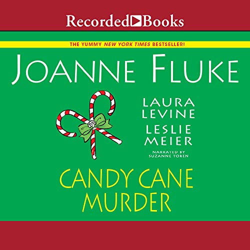 Candy Cane Murder cover art