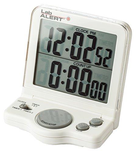 Neolab 2 1994 - Temporizador de reloj de plástico con pantalla jumbo