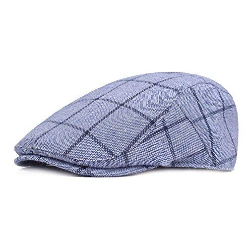 Boina Ocio Retro Hat Gorra Golf Sombrero Sol Deporte