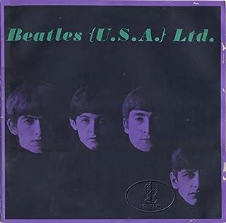 BEATLES 1964 USA Tour Concert Program Programme book