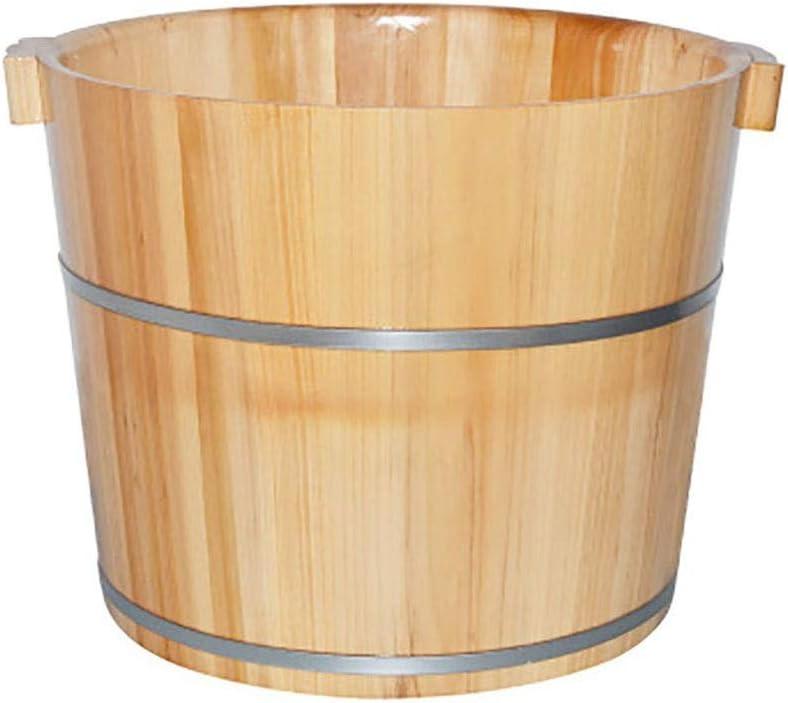 NCHEOI Foot Limited price sale Bath Tub Pedicure ,Mas Bucket Wooden Branded goods Basin Sauna