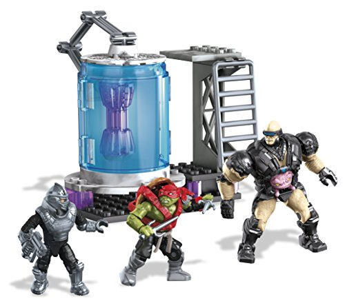 Mega Bloks DRK00 Teenage Mutant Ninja Turtles Spielzeug