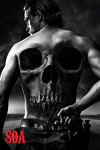 Empire Interactive - Póster de Sons of Anarchy (Incluye...