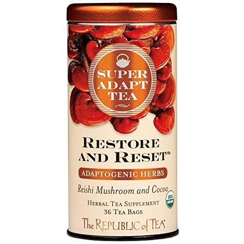 The Republic of Tea SuperAdapt Restore and Reset, 36 Tea Bags
