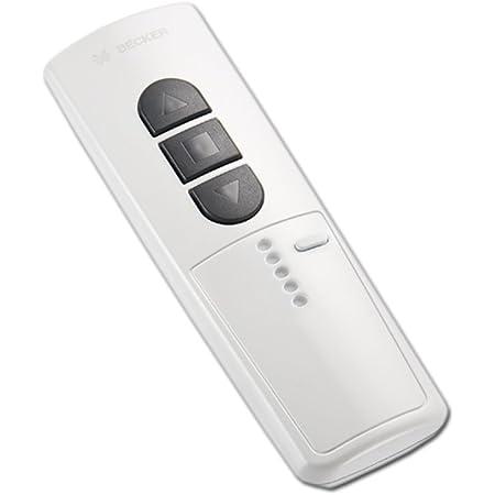 Becker 1-kanal  B-Tronic Handsender EasyControl EC5401B in Weiß