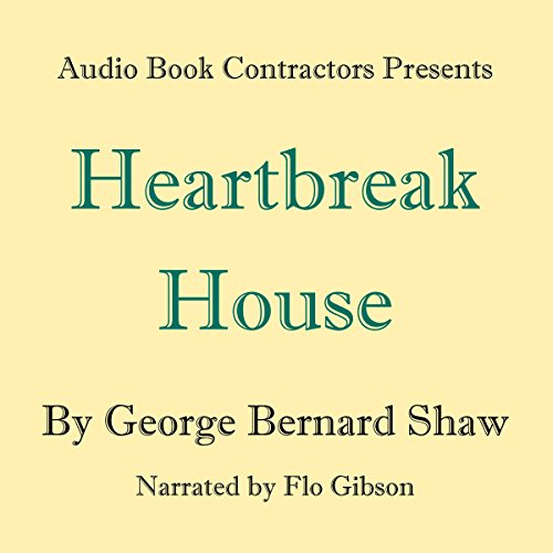 Heartbreak House audiobook cover art