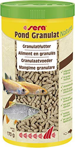 Sera Pond Granulat 1,000 ml