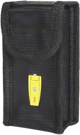 Janjunsi 防爆バッテリーバッグ ドローンバッテリー用 耐火耐熱 防爆 防災 安全 for Parrot Anafi (1個のバッテリー用)