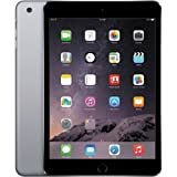 Apple iPad Mini 3 MGYE2LL/A 7.9' Tablet, 16GB w/ 1 YEAR EXTENDED CPS LIMITED WARRANTY (Space Gray (Wi-Fi + Cellular))(Renewed)