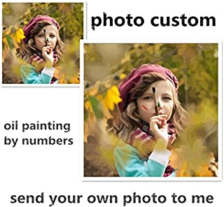 turn photo into paint by number