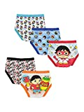 Ryan's World Boys' Big Underwear Multipacks, Ryan5pk, 6